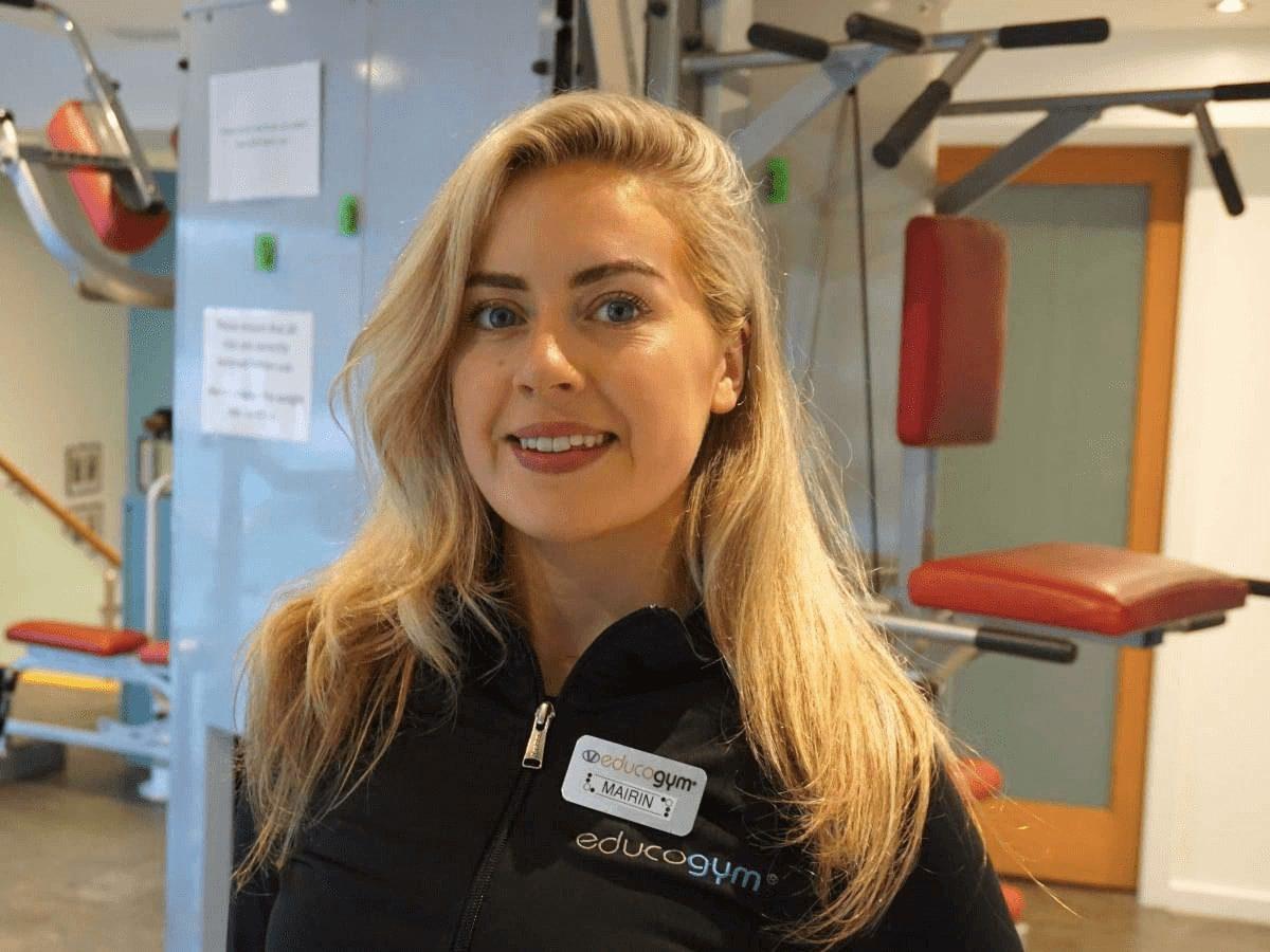 Mairin Murphy Educogym Dublin Docklands Trainer
