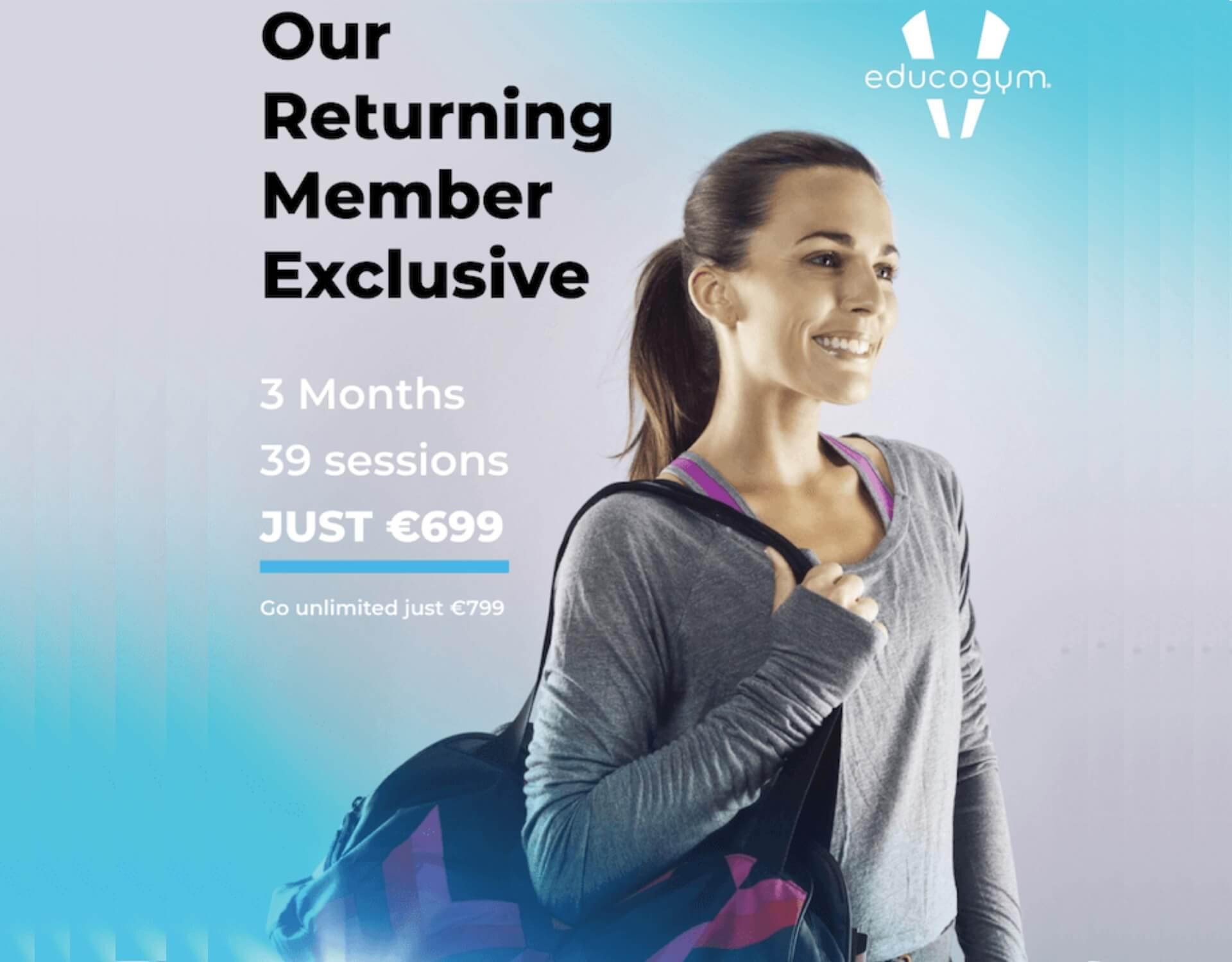 Educogym-returning-member-offer