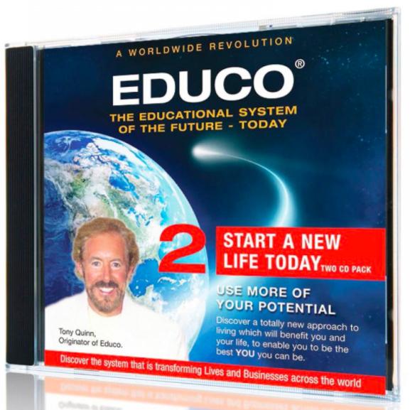 Tony Quinn - Start A New Life Today (Double CD)